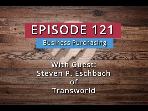 Watch '121: Business Purchasing (Steven Eschbach) - YouTube'