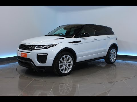 Land Rover Range Rover Evoque 2.0 TD4 HSE Dynamic AWD (s/s) 5dr
