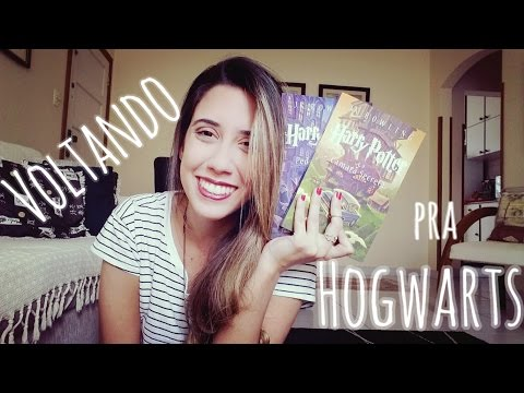 A PEDRA SECRETA DA CÂMARA FILOSOFAL | Voltando pra Hogwarts