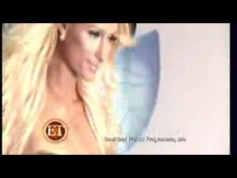 Behind the Scenes Of Fairy Dust By Paris Hilton