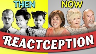 ELDERS REACT TO THEMSELVES IN OLD PHOTOS!Watch all main React episodes (Kids/Teens/Elders/Adults/YouTubers): http://goo.gl/4iDVaSUBSCRIBE THEN HIT THE 🔔! New Videos 2pm PST on FBE! http://goo.gl/aFu8CWatch latest videos from FBE: https://goo.gl/aU5PSmElders React to Old Photos of Themselves! Watch to see their reactions! FBE's goal is to credit the amazing content that gets featured in its shows. If you see incorrect or missing attribution please reach out to credits at finebrosent.comThis episode features the following Elders:Billhttps://www.youtube.com/user/TheMrBillalso/Holgiehttps://www.youtube.com/c/HolgieDayJosieFollow Fine Brothers Entertainment:FBE WEBSITE: http://www.finebrosent.comFBE CHANNEL: http://www.youtube.com/FBEREACT CHANNEL: http://www.youtube.com/REACTBONUS CHANNEL: https://www.youtube.com/FBE2FACEBOOK: http://www.facebook.com/FineBrosTWITTER: http://www.twitter.com/thefinebrosINSTAGRAM: http://www.instagram.com/fbeSNAPCHAT: https://www.snapchat.com/add/finebrosTUMBLR: http://fbeofficial.tumblr.com/SOUNDCLOUD: https://soundcloud.com/fbepodcastiTUNES (Podcast): https://goo.gl/DSdGFTMUSICAL.LY: @fbeLIVE.LY: @fbeSEND US STUFF:FBEP.O. BOX 4324Valley Village, CA 91617-4324Creators & Executive Producers - Benny Fine & Rafi FineHead of Post Production - Nick BergtholdSr.  Associate Producer - Kyle SegalAssociate Producer - Dallen DetamoreJr. Associate Producer - Ethan WeiserProduction Coordinator - Cynthia GarciaProduction Assistant - Kenira Moore, Kristy Kiefer, Locke Alexander, JC ChavezEditor - Alyssa SalterAssistant Editor - Karen RivasDirector of Production - Drew RoderAssistant Production Coordinator - James RoderiquePost Supervisor - Adam SpeasPost Coordinator - David ValbuenaMusic - Cormac Bluestone http://www.youtube.com/cormacbluestone© Fine Brothers Entertainment.ELDERS REACT TO OLD PHOTOS OF THEMSELVES #2