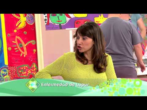 Watch video ¿Qué es el lupus?