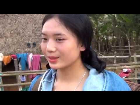 Ncig Teb Caws/ Beautiful Hmong Girls,Nkauj Hmoob Thab Cauv Lub Neej