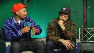 Aesop Rock Interview Pt 1 on Maniatv's Flipside