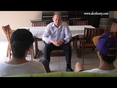 Father Talks to His Sons About Infidelity After Alcohol Abuse