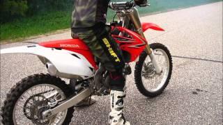 Video 2010 Honda CRF450R dirtbike first test MP3, 3GP, MP4, WEBM, AVI, FLV November 2017
