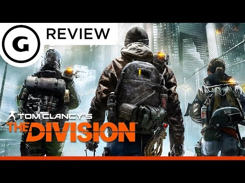 Tom Clancy's The Division - Review (видео)