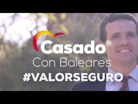 Pablo Casado visita Baleares para cerrar la ruta de 52 provincias en el último trimestre