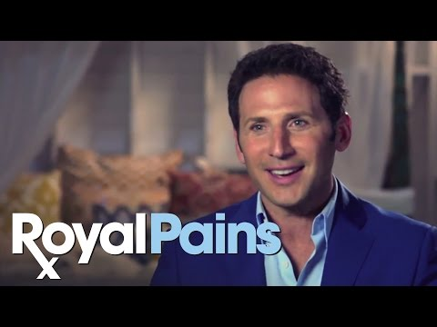 Royal Pains Season 7 (Behind the Scene 'The Perfect Hamptons Summer')