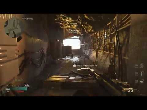 Call of Duty: World War II - Online Multiplayer Full Match #1 | PS4 PRO (1080p 60fps)