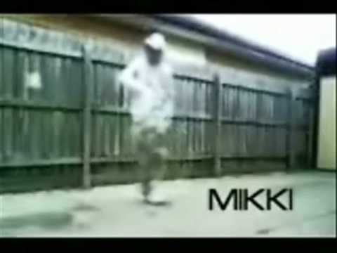 mikkiz - 2 of the best shuffler on ths planet =] yesss, i know mikki is out of HSK so no more saying