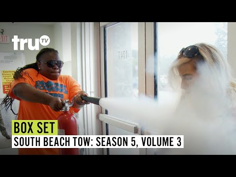 South Beach Tow | Season 5 Box Set: Volume 3 | Watch FULL EPISODES | truTV