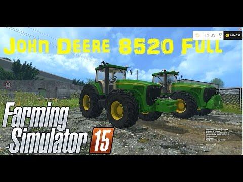 John Deere 8520 Full v1.0