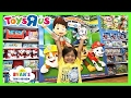 TOY HUNT at Toys R Us RYAN TOYSREVIEW Paw Patrol Power Wheels Disney Cars Peppa Pig Blaze Kids Toys