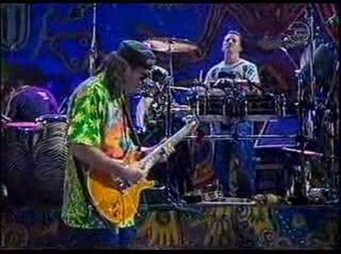 Carlos Santana - Europa
