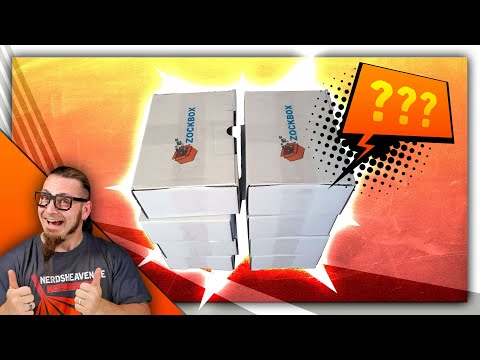 NerdsHeaven Video zu Zockbox