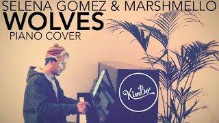 Video Selena Gomez & Marshmello - Wolves (Piano Cover +SHEETS) MP3, 3GP, MP4, WEBM, AVI, FLV Maret 2018