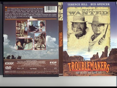Bud Spencer & Terence Hill Troublemakers 1994, The Night Before Christmas