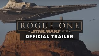 Watch the official trailer for Rogue One: A Star Wars Story, in which a group of unlikely heroes band together on a mission to steal the plans to the Death S...