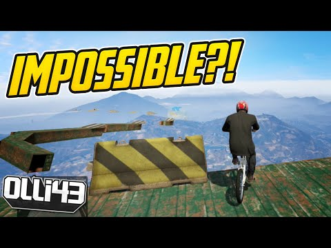 Auto - GTA 5 Online Extreme Race! Is it possible? ▻Click Here to Subscribe ▻ http://goo.gl/M1F1GO This is one tricky track! Miles above los santos, I take to my bmx to leap, jump and struggle...