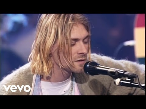 Kurt Cobain (Nirvana): The Man Who Sold The World (MTV Unplugged)