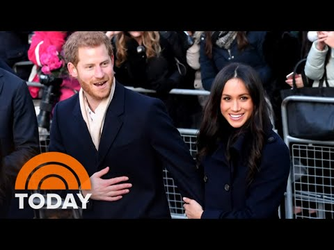 Meghan Markle Joins Grace Kelly, Rita Hayworth And Other Americans Who Married Into Royalty   TODAY