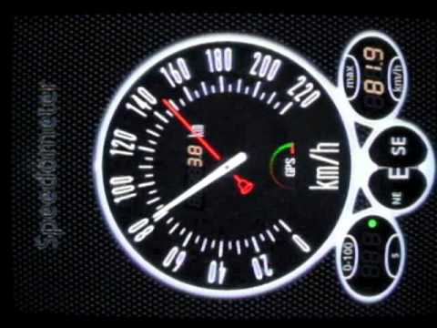 Video of Speedometer Pro