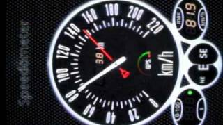Speedometer Pro YouTube video