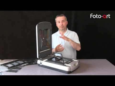Scanner Epson 4990 Stefano Medici - i video di Foto Art