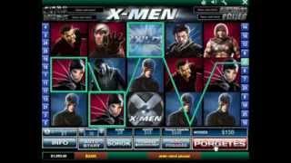 X Men Online Nyerőgép Játék