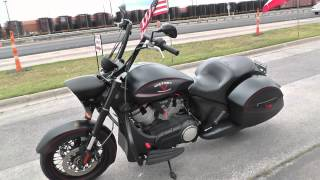 10. 020380 - 2013 Victory Hardball - Used Motorcycle For Sale