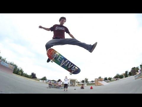 acrobazie pazzesche con lo skateboard. il meglio del 2014