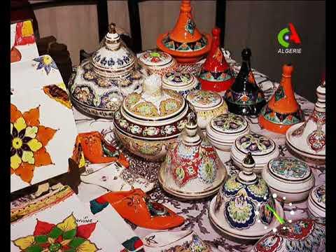 Bbalade au coeur de l'artisanat Algérien.
