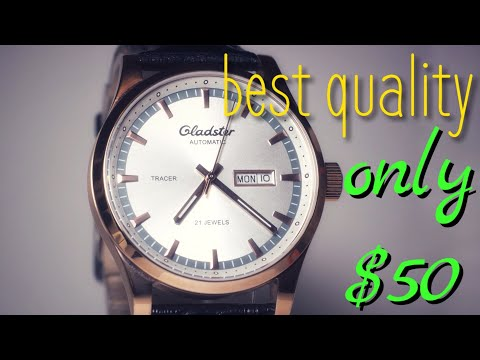 Gladster Tracer Miyota 8215 (one Of The Best Mechanical Watches For $ 50)