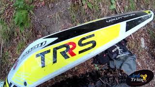 9. Test TRRS One 300 2018 il test by www.infotrial.it