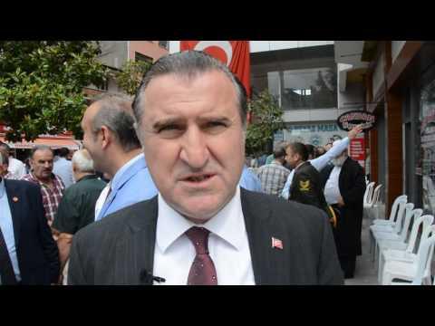 Rize Millet Vekili Osman Aşkın Bak'tan Bayram Mesajı
