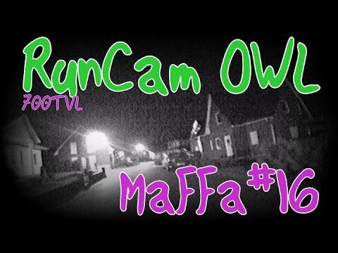 RunCam OWL 700TVL low light, KloPPoKoPPter, Test