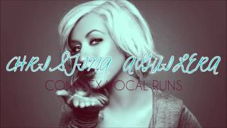 Christina Aguilera's Incredible Agility, Riffs And Runs