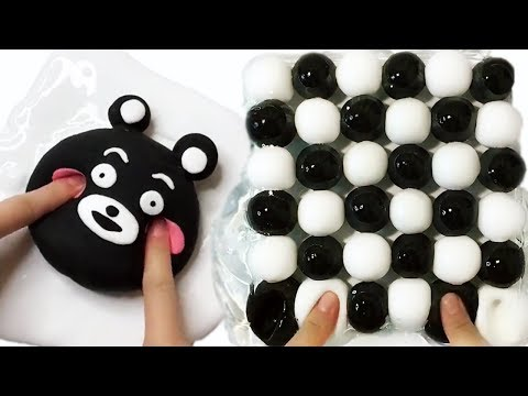The Most Satisfying Slime ASMR Videos  Relaxing Oddly Satisfying Slime 2019  110