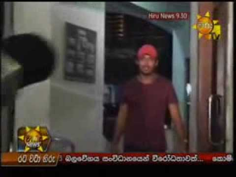 Which team will Sangakkara play for? (Hiru TV Sinhala news - Aug 27, 2013)