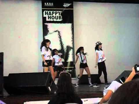 DaWuS - Abertura do Concurso de Dança - Super Conquest 2011