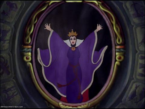 Snow White Mandela Effect- Mirror Mirror on the wall now Magic Mirror