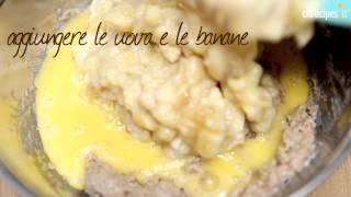 Videoricetta: banana bread
