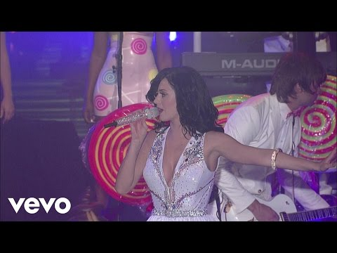 Katy Perry – Waking Up In Vegas (Live on Letterman)
