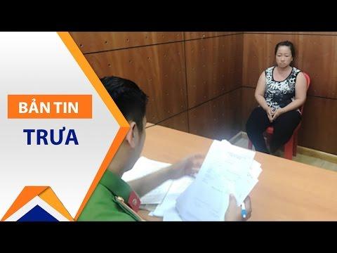 TP.HCM: Bắt 2 kẻ dùng giấy tờ giả rút tiền | VTC - Thời lượng: 71 giây.