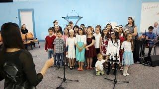 Grupa de copii – Binecuvantat e orice om