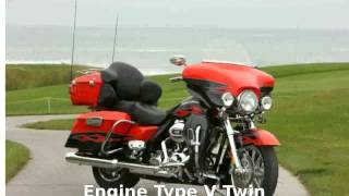 10. 2010 Harley-Davidson Electra Glide Ultra Classic - Specs and Specification