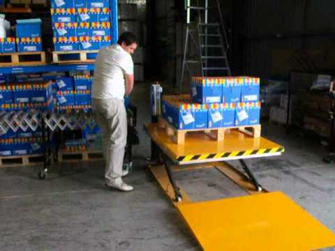 Logic Lift® Scissor Lift