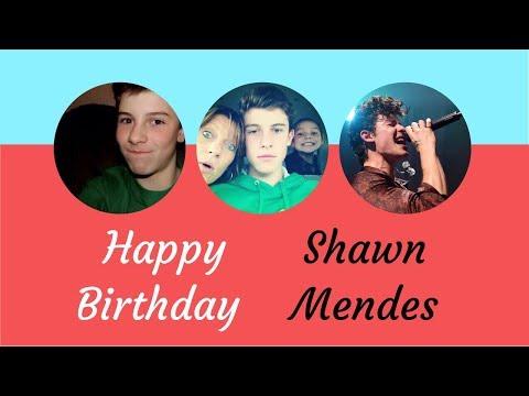 Birthday quotes - HAPPY 20TH BIRTHDAY SHAWN!!!