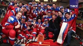 Российские хоккеисты завоевали бронзу на молодежном чемпионате мира